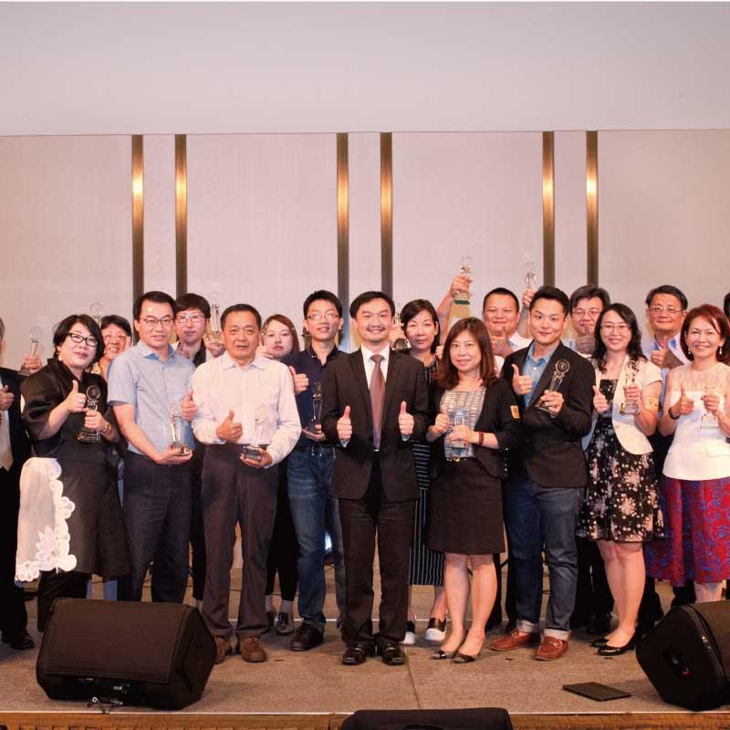 陳致瑋老師|優秀中小企業頒獎|商會企業交流